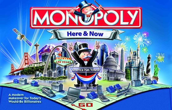 Monopoly Her & Nu: The World Edition gameplay video