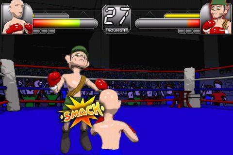 スマックボクシング