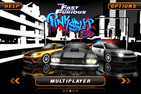 The Fast and the Furious : Pink Slip 3D