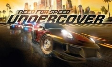 Need For Speed Undercover - pierwsze gry wideo iPhone