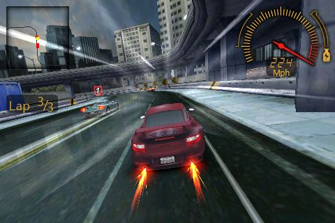 Need for Speed voor de iPhone