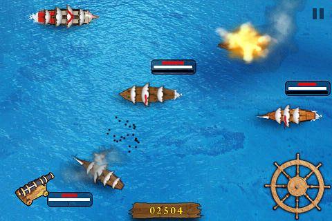 Πειρατές: Θάλασσα Μάχη 2