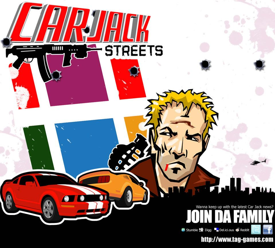 CarJack Streets