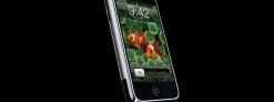 デモの3G iPhoneのファームウェア3.0に
