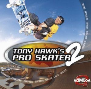 Tony Hawk 2 pro iPhone