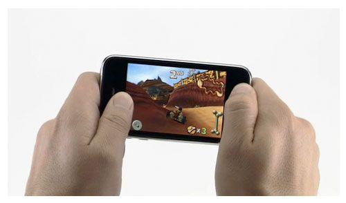 iPhone 3G S Benchmarks: až 4 x rychleší než 3G