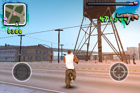 Gangstar - další hra ve stylu GTA -gameplay