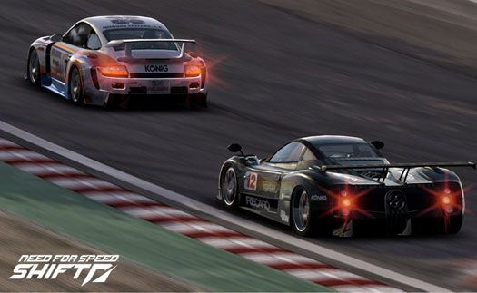 Need for Speed: Shift pro iPhone