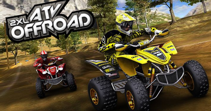 2XL ATV Offroad gameplay video