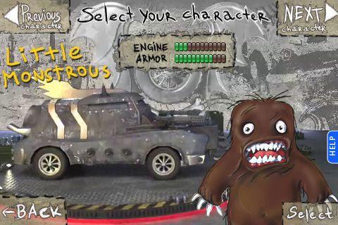 Horror Racing