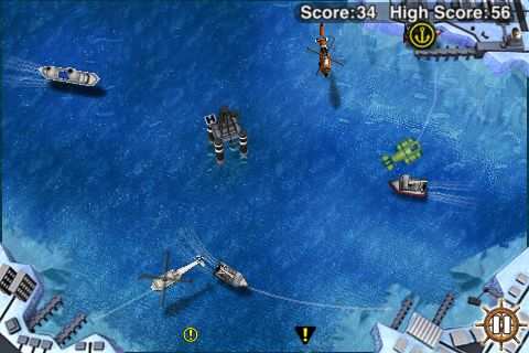 Harbor Havoc 3D